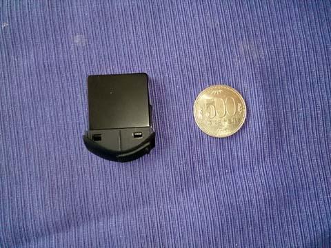 ゼンハイザー(SENNHEISER)のノイズキャンセリング・BluetoothヘッドセットMM-450は折りたたんでポーチに収納できる